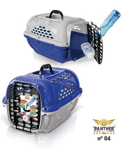 Transportadora Perro Panther N°4