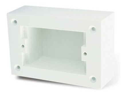 Imagen 1 de 4 de Cambre Caja Exterior De Pared Para Bastidor 10x5 4156