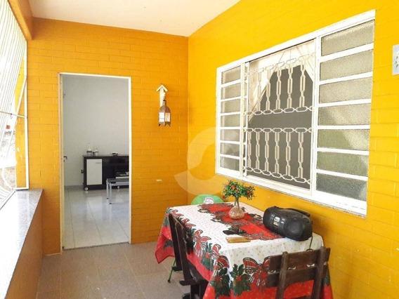 Casa Residencial À Venda, Jardim Fluminense, São Gonçalo. - Ca0466