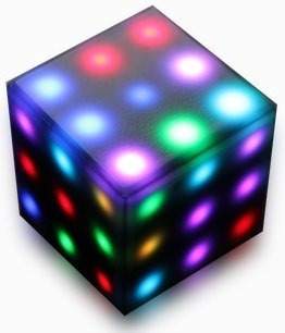 Rubiks Futuro Cube - ¡un Nuevo Cubo Electrónico Personalizab