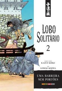 Lobo Solitário - Edição 2 Uma Barreira Sem Portões