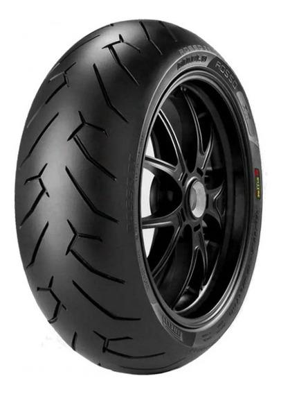 Pneu Pirelli Diablo Rosso 2 190/50-17 75w Radial