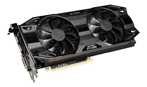 Placa Video Geforce Rtx 2060 Sc 6gb Evga Ultra 3