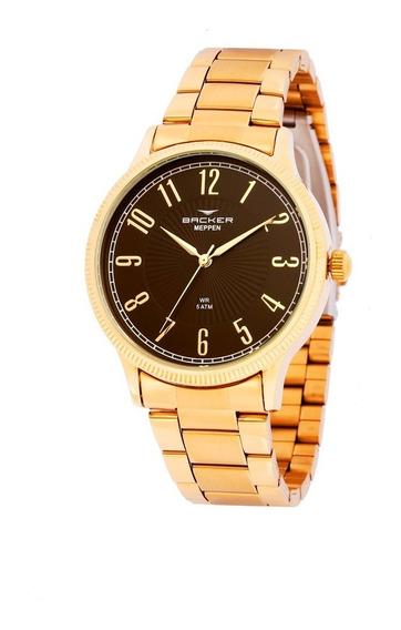 Relógio Backer Masculino 10435145m