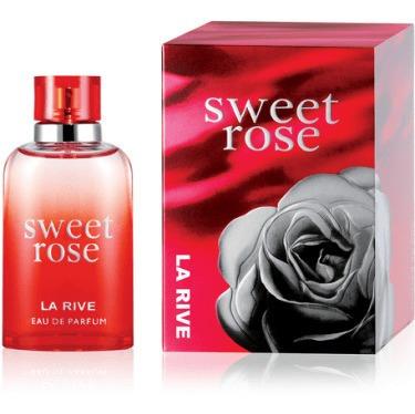 Sweet Rose La Rive Perfume Feminino - Edp - 90 Ml