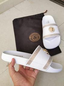 Sandalias Chanclas Waraches Gucci Versace Unisex Envio Grati