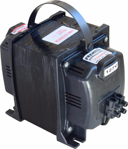 Auto Transformador Fiolux Premium 7000va - 24000btus