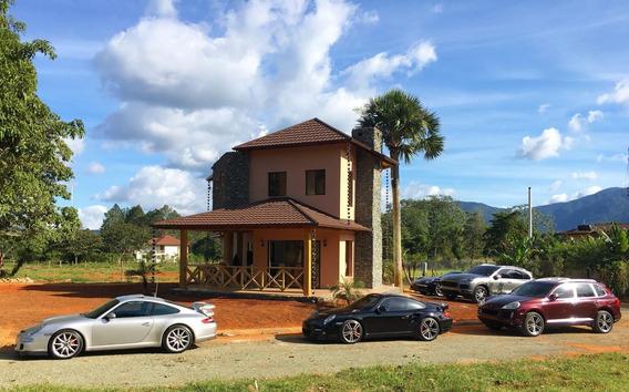 Villa De Venta En Jarabacoa Rmv-160