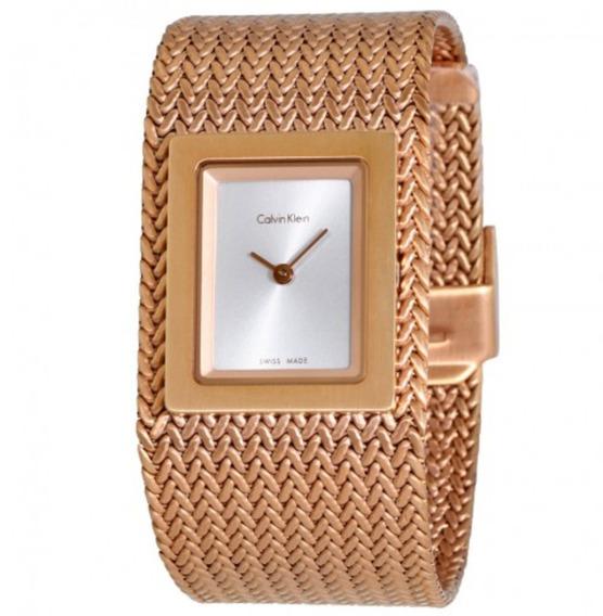 Relógio Calvin Klein Feminino K5l13636 (100% Autêntico)
