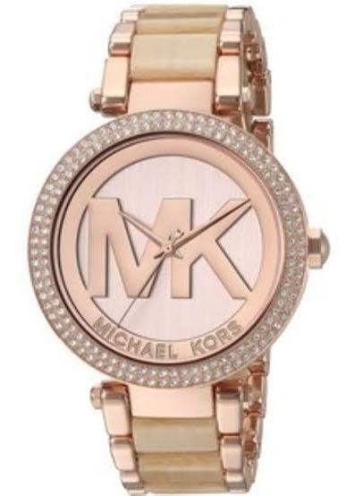 Relógio Michael Kors Mk6530 E Mk6365 Logo Original Na Caixa