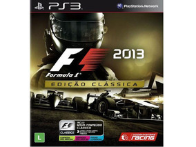 F1 2013 Mídia Digital Ps3 Psn E Promoçao