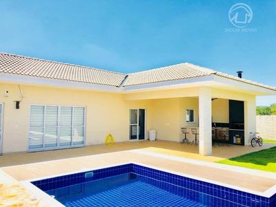 Casa Térrea Com 4 Dormitórios No Loteamento Quinta Do Pinhal Em Cabreúva - Ca2747