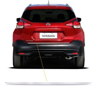 Friso Porta Malas Escovado Nissan Kicks 2016 2017