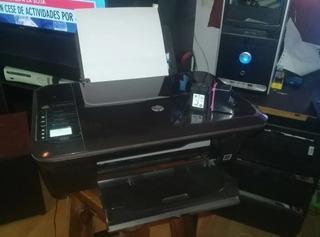 Impresora Multifuncion Hp Deskjet 3050 A Revisar Olivos