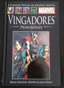 Graphic Novels Marvel Salvat 61: Vingadores Primordiais