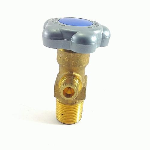 Imagem 1 de 3 de Válvula Para Cilindro De Óxido Nitroso (n2o)