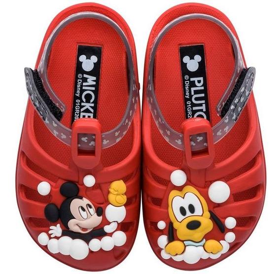 Grendene Disney Sunny 22075 Sandália Babuche Colonelli