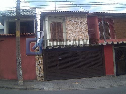 Imagem 1 de 8 de Venda Sobrado Santo Andre Jardim Jamaica Ref: 139758 - 1033-1-139758