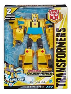Transformers Cyberverse E1885 Hasbro Educando