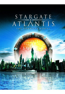 Stargate Atlantis / A Série Completa / 1ª, 2ª, 3ª, 4ª E 5ª T