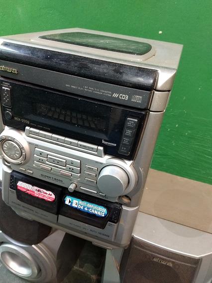 Aiwa Nsx-5559 (sem Caixas)