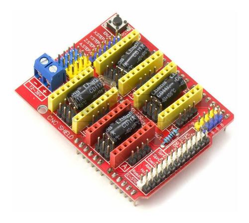 3d - Cnc Shield V3 Arduino Uno