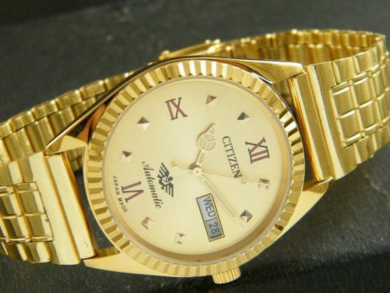 Relógio Citizen Automático 8200a Caixa 38mm