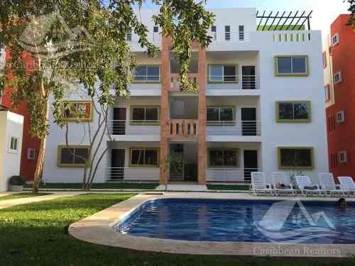 Departamento En Venta En Cancún/ Beelha/ Colegios/sm307