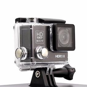 Goal Pro Hero 2 Câmera De Ação Silver Sport 2 12x S/juros