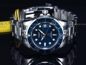 Novo Relógio Invicta 47mm Egeu Azul Altamente Polido