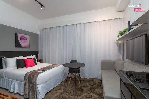 Imagem 1 de 15 de Apartamento - Vila Olimpia - Ref: 761 - L-761