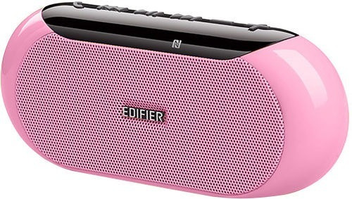 Parlante Portable Edifier Mp211 Rosado Bluetooth Bateria