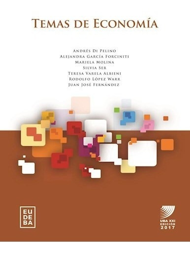 Temas De Economía - Di Pelino, Andrés (papel)