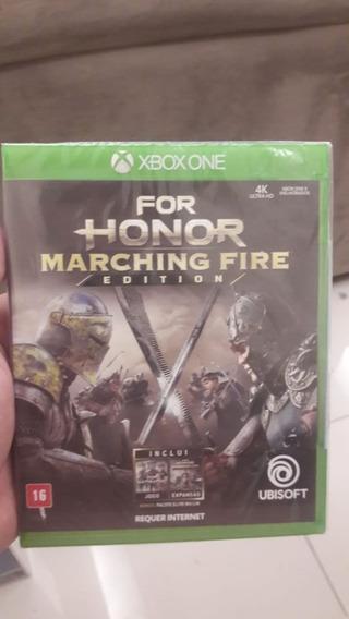 For Honor Marching Fire Edition Xbox One Mídiafísica Lacrado