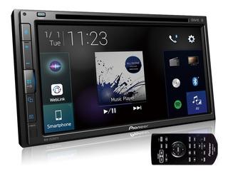 Dvd Pioneer Avh-z 5280tv 7 Pol 2din Bluetooth Weblink Tv Usb