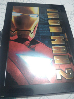 Iron Man 2 - Steelbook Dvd
