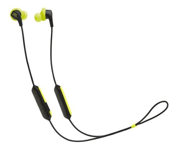Fone Esportivo Jbl Endurance Run Bluetooth Com Microfone Resistente A Suor E Chuva 12xs/juros Com Nfe+1 Ano De Garantia