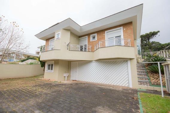 Casa Com 4 Dormitórios À Venda, 400 M² - Alphaville Graciosa - Pinhais/pr - Ca0075