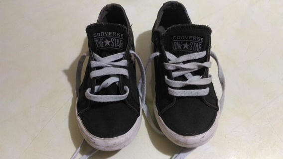 Converse One Star Ox 28 29 Gris