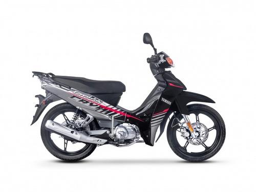 Yamaha Crypton 110 18ctas$12.268 Descuento$$ Mroma (ybr 125)