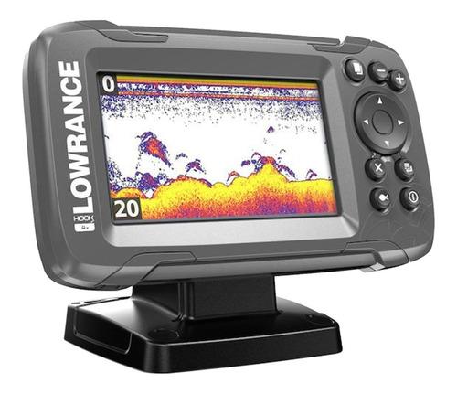 Ecosonda Lowrance Hook2 4x Color Gps Y Detectores Peces