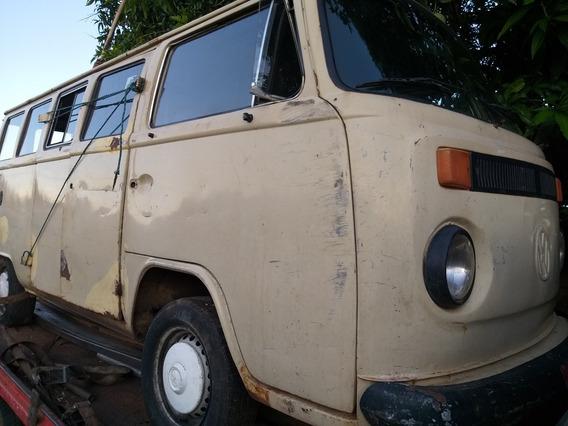 Volkswagen Kombi Clipper 1988