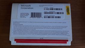 Sistema Operacional - Microsoft Windows 10 Pro - 64bits Oei