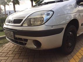 Renault Scenic 1.6 16v Authentique Hi-flex 5p 2009