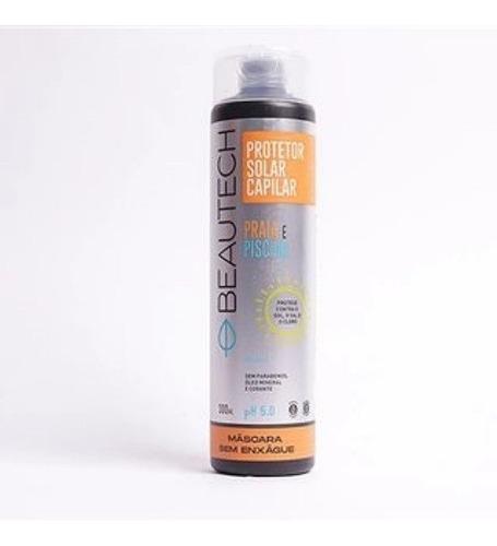 Imagem 1 de 1 de Protetor Solar Capilar Mascara Sem Enxague Beautech 300ml