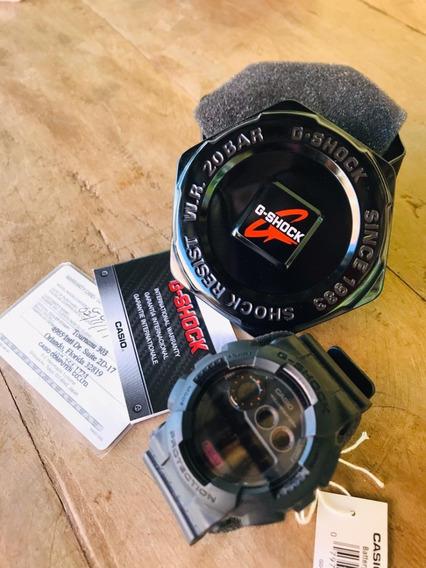 Relógio G-shock Casio Gd-120mb-1