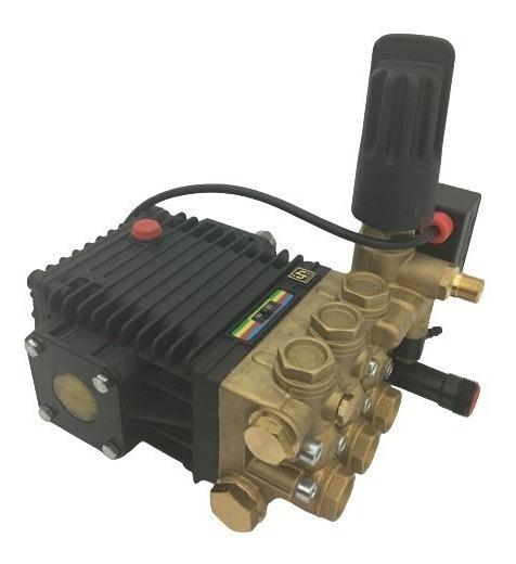 Bomba Cabezal 4hp 2000psi Interpump W130 Con Paro Automático