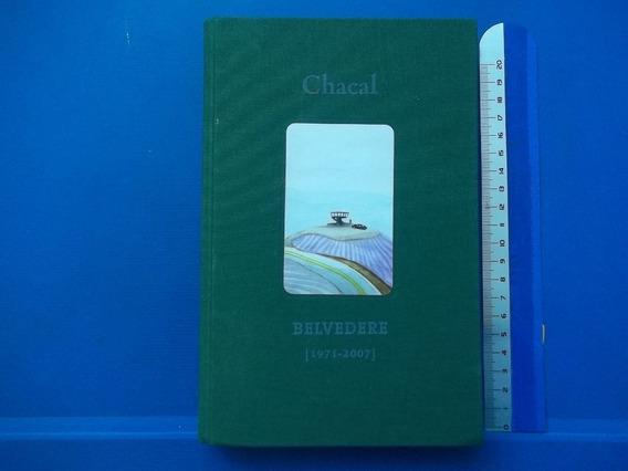 Livro Chacal Belvedere 1971 2007 Coleção Ás De Colete
