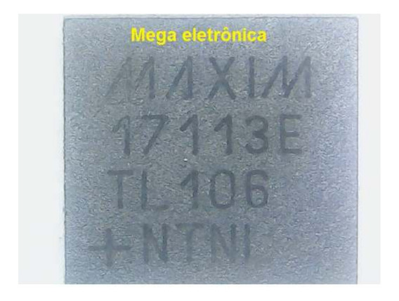 Kit Com 6 Ci Maxim17113e Original Envio Imediato