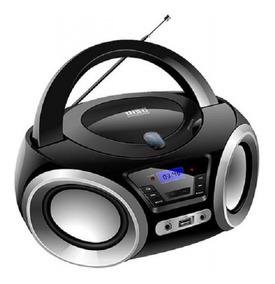 Rádio Portátil Boombox Lenoxx Bd1370 - 5w Rms Bluetooth Cd